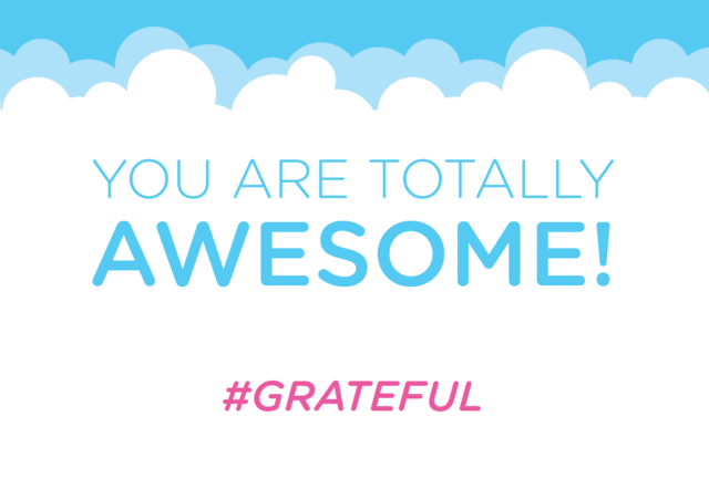 You're Totally Awesome